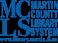 Martin County Library System Logo